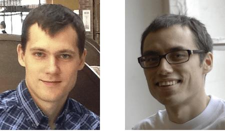 Александр Николаевский (YouScan) и Дмитрий Кан (SemanticAnalyzer Group)