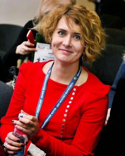 Ольга Криворучко, digital&social media supervisor EFES Ukraine