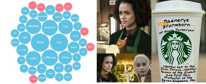 Game of Thrones 8. Starbucks