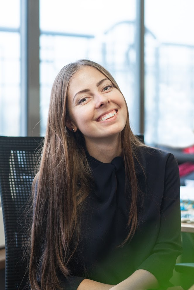 Анастасия Кибец