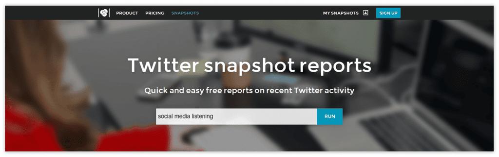 Top 10 Twitter Monitoring Tools - TweetReach