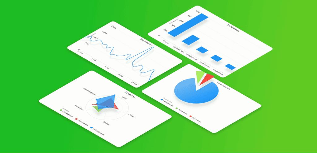 Новые дашборды YouScan: в чем польза и как применять?