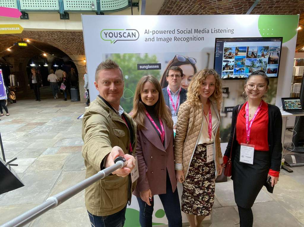 YouScan at Festival of Marketing