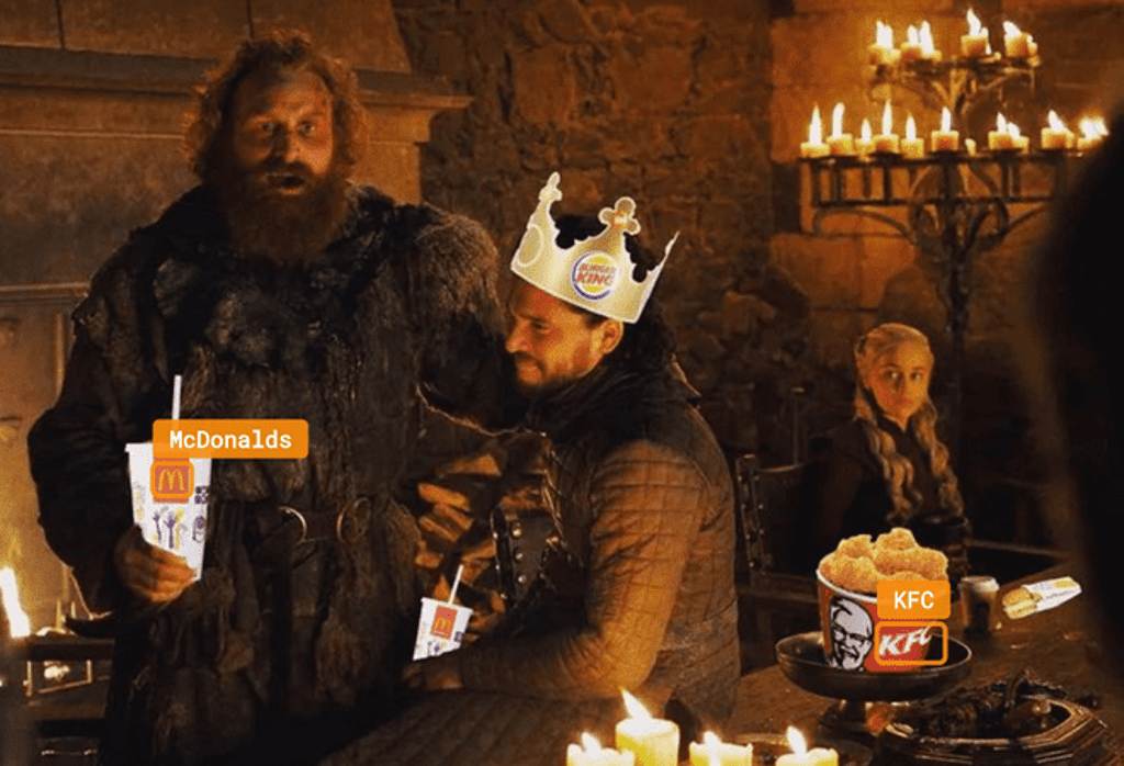 McDonald's and Game of Thrones - 2