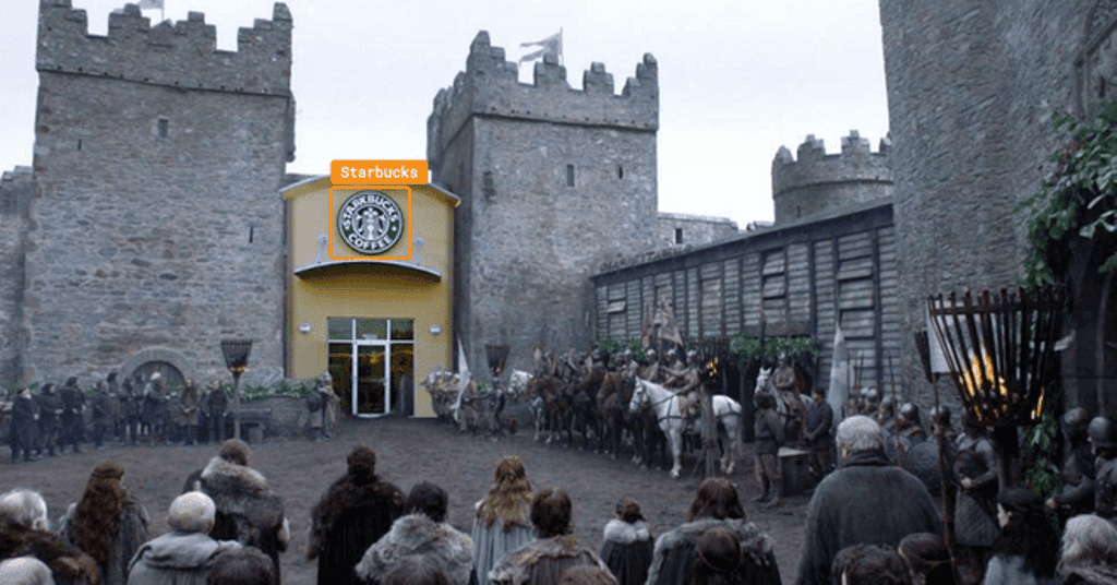 Starbucks and Game of Thrones 2
